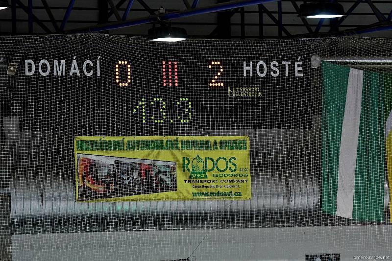 HC Rodos - HC Letci 0:2
