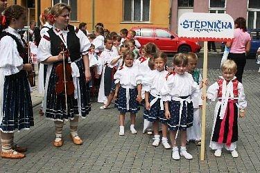 dětský festival