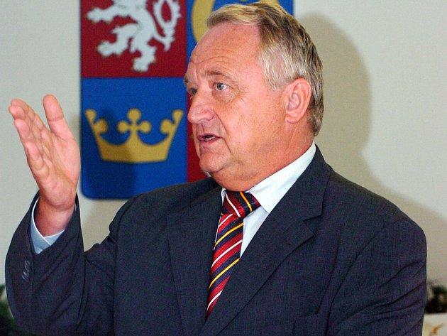 Hejtman Pavel Bradík, KHK