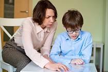 Doučování pro děti v nechanickém domově