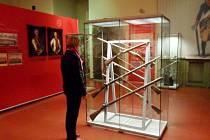 Výstava s názvem Pevnost Královéhradecká v Muzeu východních Čech v Hradci Králové.