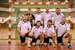 Futsalový turnaj v rámci oslav 70. výročí založení Sportovního klubu neslyšících Hradec Králové.