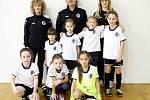 FC Hradec Králové, dívky - fotbalová mladší přípravka.