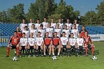 FC Hradec Králové - dorost, A tým.