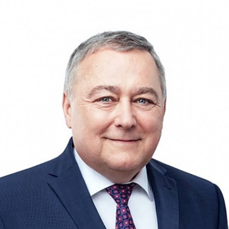 Lídr kandidátky koalice SPOLU v Královéhradeckém kraji Ivan Adamec.