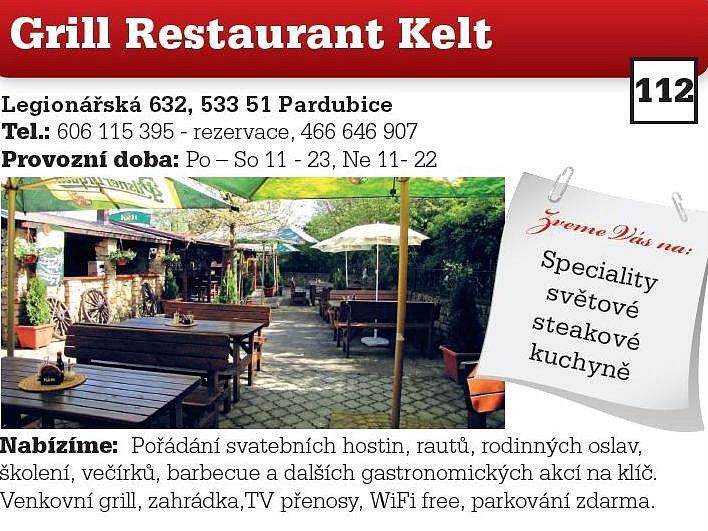 Grill Restaurant Kelt