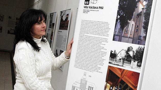 Výstava Slavné vily Čech, Moravy a Slezska v Muzeu východních Čech v Hradci Králové.