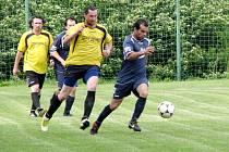 Okresní fotbalová CK Votrok IV. třída, skupina B: Nové Město nad Cidlinou - Lužec.
