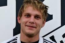 Fotbalista Tomáš Militký.