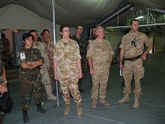 Česká vojenská nemocnice v Kábulu
