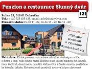 Penzion a restaurace Slunný dvůr