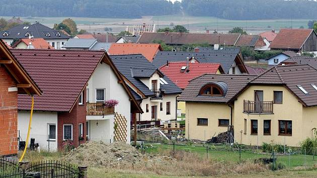 Obec Vysoká nad Labem.