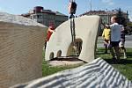 Nábřeží sochařů 2008