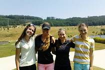 Dorostenky Golf Clubu Hradec Králové.