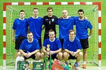 Drunk team - vítězný celek 12. ročníku Jelichov Cupu.