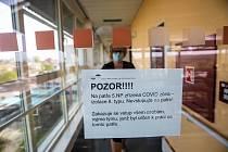 Čističky vzduchu na Covid-19 v domově pro seniory na Biřičce v Hradci Králové