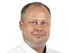 Lídr hradecké kandidátky do komunálních voleb a místopředseda oblastního sdružení ODS Michal Moravec (45).