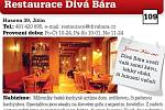 Restaurace Divá Bára