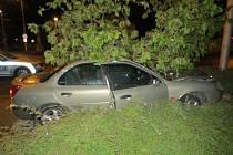 Mladíci řídili bez řidičáku a s alkoholem v krvi.
