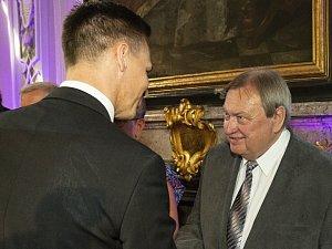Rudolf Řepka a Miroslav Hopko.