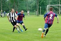Krajská fotbalová I. B třída, skupina E: TJ Sokol Malšovice - TJ Slavoj Předměřice nad Labem.