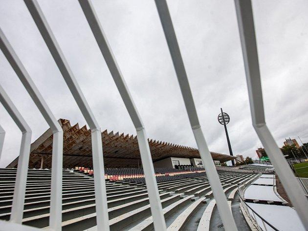 Fotbalový stadion v Malšovicích