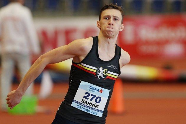 Marek Bahník.