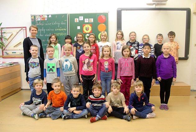 Základní škola Sever, Hradec Králové - třída 1.B.