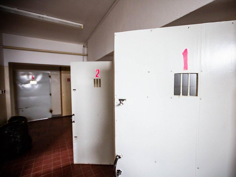 Protialkoholní záchytná stanice Hradec Králové.