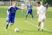 Fotbalová juniorská liga: FC Hradec Králové - SK Sigma Olomouc.