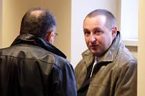Milan Kalousek před královéhradeckým soudem
