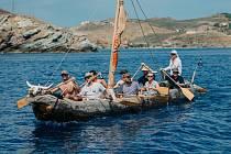 Člun expedice Monoxylon III