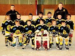 Hokejová přípravka 3. tříd Stadionu Nový Bydžov v uplynulé sezoně zaznamenala několik výborných výsledků.