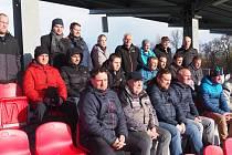 Fotbalový seminář: Trenéři se zaměřili na obcházení protihráčů.