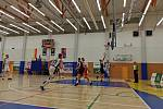 Královští sokoli Hradec Králové - Basket Brno.Královští sokoli Hradec Králové - Basket Brno.