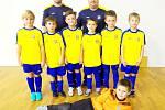 Malšova Lhota - fotbalová mladší přípravka.