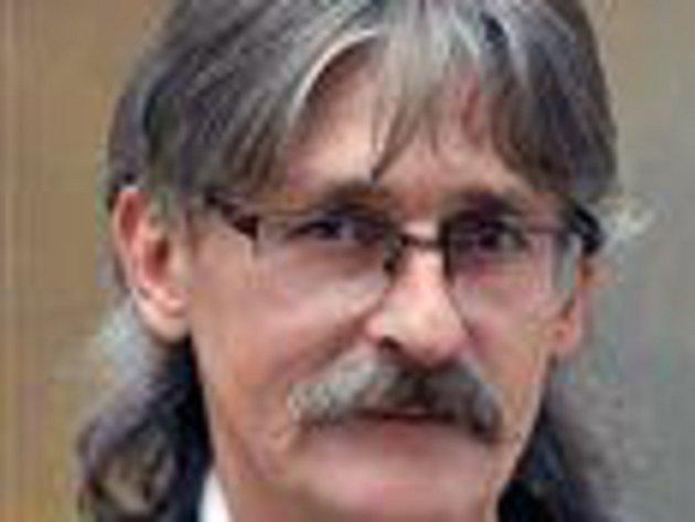 Pavel Louda, starosta Nového Bydžova.