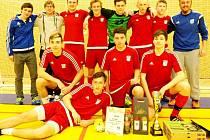 Vítězem Coca-Cola turnaje dorostu se stal tým Předměřic nad Labem.