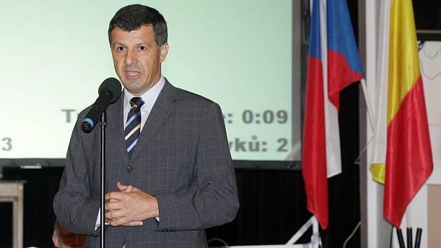 Zasedání zastupitelstva, 22. listopadu 2010.