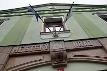 Obecní úřad Chlumec nad Cidlinou.