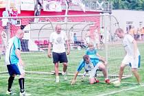 Tradiční letní turnaje v malé kopané se hlásí o slovo.