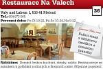 Restaurace Na Valech