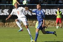 Pohár České pošty ve fotbale - 1. kolo: 1. FK Nová Paka - FC Hradec Králové.