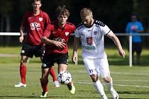 Fotbalová příprava: FC Hradec Králové - FC MAS Táborsko.