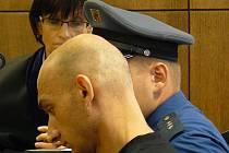 Za vraždu družky půjde Martin Keleman na 13,5 do věznice se zvýšenou ostrahou.