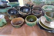 Nábřeží keramiky a skla v Hradci Králové