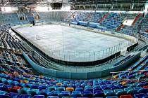 Zimní stadion v Hradci Králové