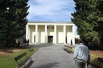 Rekonstrukce obřadní síně v Kuklenách je u konce.