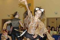 Dětská taneční soutěž