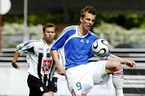 FC Hradec Králové B : Slavia Praha B, 0 : 3